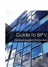 BIPV - Guide to Building Integrated Photovoltaics