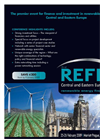 3rd Renewable Energy Finance Forum Central and Eastern Europe (REFF-CEE) Brochure