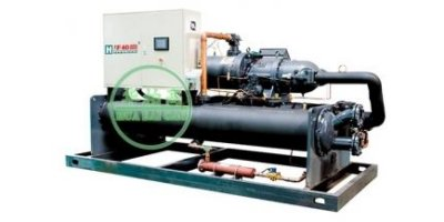 HUABAIGAO - Ground Source Heat Pump Water Cooled Screw Chiller
