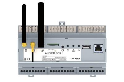 Augier - Model II - Control and Monitor