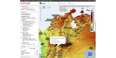 SolarGIS iMaps - Interactive Planning and Performance Tools for Solar Energy