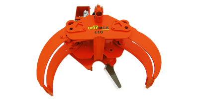 Biojack - Model 110 - Energy Wood Grapple