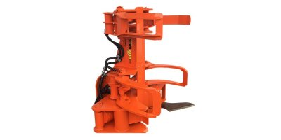 Biojack  - Model 450EG BA90 - Heavy Duty Energy Wood Grapple