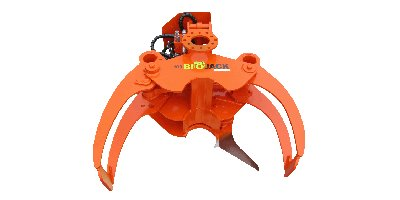 Biojack - Model 180 - Energy Wood Grapple