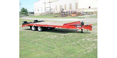 Rogers - Model 20-ton TAG20L - Tag-Along Trailer