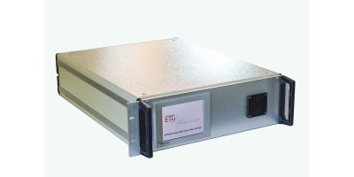 ETG - Model MCA 100 SYN - Stationary Syngas Analyzer System
