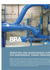 Operation and Maintenance Support for Independant Power Producers Brochure