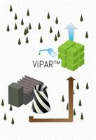 ViPAR - Vertically integrated Photo Array Reactor