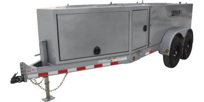 Lamar - Model K1 - 990 Gallon Tank Trailer