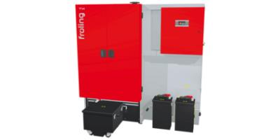 Froling - Model TX - Froling Wood Chip and Pellet Boiler
