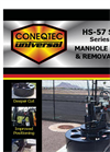 Coneqtec - Model HS-57 - Heavy-Duty Skid Steer Attachment - Brochure
