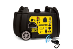 Model 100262 - 3500 Portable Watt Wireless Start Inverter Generator