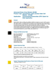 Dense Array Module - Model HNR 0003070-01-00 - Triple Junction Solar Cell Module Brochure