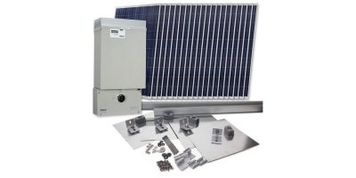 Model 3 Phase Dual MPT 100000W/100KW - On Grid Commercial Solar Kit