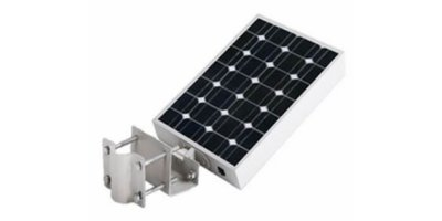 Model 15W Solar 18V/25W - Integrated Path Light Kit x 10