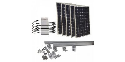 Model 1 Phase 2000W/2kW - On Grid Residential String Solar Kit