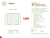 Sundragon i10P Poly-Crystalline Solar Panel Brochure