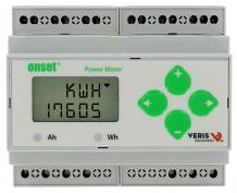 Onset Veris - Model T-VER-E50B2 - Compact Power and Energy Meter