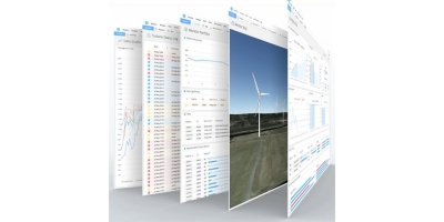 Breeze - Wind Farm Management System