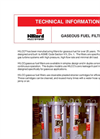 Gaseous Fuel Filters Brochure
