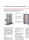 Hilco - Selexsorb GT Filter Cartridges and Systems Brochure