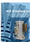 HILCO - Oil Conditioning System - Brochure