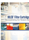 HILCO - Filter Cartridges - Products Catalogue