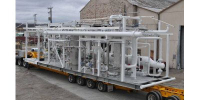 Midstream Processing Systems