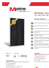 M Series 3R PLUS PV Modules Brochure