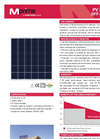 S 12V OffGrid PV Modules Brochure