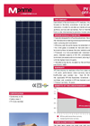 R 12V OffGrid PV Modules Brochure