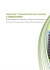SONICOOL Evaporative Gas Cooling & Conditioning System - Brochure