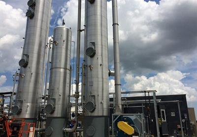 B&W Megtec - Biogas Purification Systems