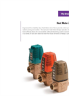 Heat Motor Zone Geothermal Valve Brochure