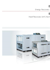 Model ERV/ERV-V - Rotary Energy Recovery Unit Brochure