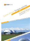 Some Biogas Plants - Brochure