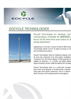 Eocycle Company & Products Brochure
