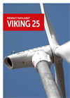 Viking - Model 25kw - Small Wind Turbine brochure