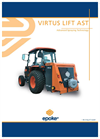 VIRTUS LIFT - Model AST - Liquid Spreader Brochure