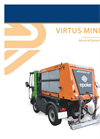 VIRTUS MINI - Model AST - Liquid Spreader Brochure