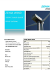 Model 10 Kw - Wind Turbine Brochure