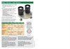 Photodiode Light Sensors - Datasheet
