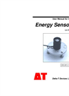 Type ES2 - Energy Sensor - User Manual