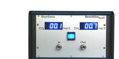 BenchOne Biogas - Laboratory Scale Analyzer for Biogas