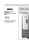 Benchmark Platinum - Model 750 and 1000 - Advanced Commercial Condensing Boiler Brochure