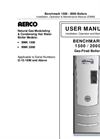 Benchmark Platinum - Model 1500 and 2000 - Advanced Commercial Condensing Boiler Brochure