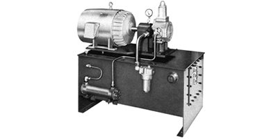 GPE - Model 19150 - Hydraulic Power Supply