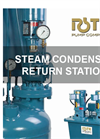 Steam Condensate Return Stations - Brochure