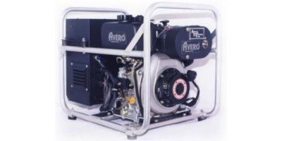 AVERO - Model FLEX-LITE (FL) 2.5 kW - AC/DC Diesel Powered Generator Set