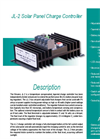 Stevens - Model JL-2 - Solar Panel Charge Controller - Datasheet